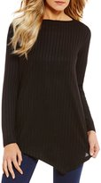 Westbound Asymmetric Crew Long Sleeve Tunic