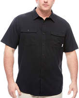 Columbia Co. Short Sleeve Button-Front Shirt-Big and Tall