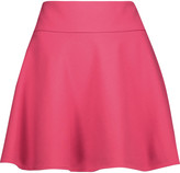 RED Valentino Crepe mini skirt