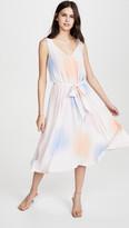 Habitual Daphne V Neck Maxi Dress