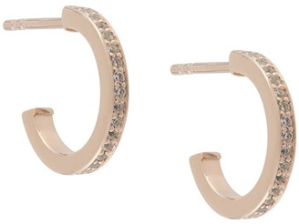 Astley Clarke Biography Infinity hoop earrings