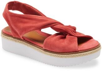 Caslon Joelle Flatform Sandal