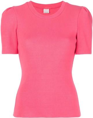 Cinq à Sept Julie fitted T-shirt