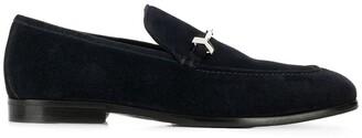 Jimmy Choo Horsebit Detail Loafers