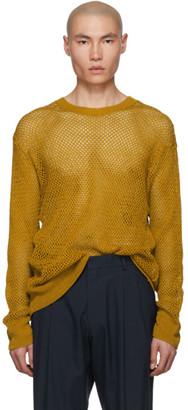 Dries Van Noten Tan Neroli Sweater