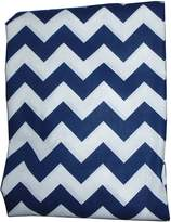 Babydoll Baby Doll Chevron Round Crib Sheet