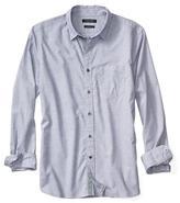 Banana Republic Camden-fit Custom Wash Solid Shirt