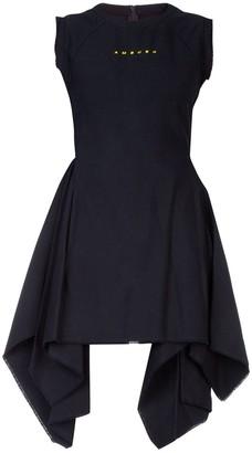 Ambush Flared Asymmetric Dress