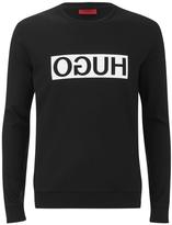 Hugo Dicago Crew Neck Sweater Black