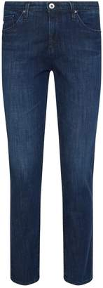 AG Jeans Prima Ankle Straight Jeans