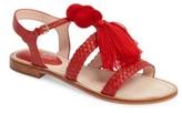 Kate Spade Women's Sunset Flat Sandal