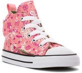 Converse Girls' Chuck Taylor All Star Simple Step High Top Sneaker