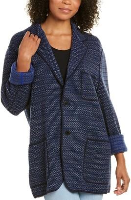 Missoni Giacca Wool Jacket