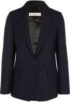 Golden Goose Deluxe Brand Pinstriped wool and mohair-blend blazer