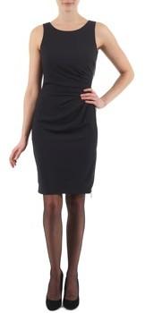 Esprit BEVERLY CREPE women's Dress in Black