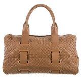 Bottega Veneta Intrecciato Woven Handle Bag