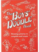 Perseus The Boy's Doodle Book: Amazing Pictures to Complete and Create