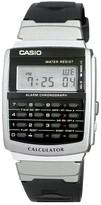 Casio Men's Calculator Watch - Black (CA56-1)