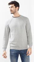 Esprit Sweatshirt-look jumper, 100% cotton