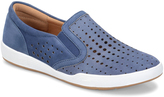 Denim Lyra Leather Walking Shoe