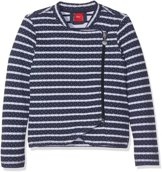 S'Oliver Girl's 53.707.43.7975 Sweatshirt