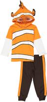 Children's Apparel Network Orange Finding Nemo Hoodie & Pants - Toddler
