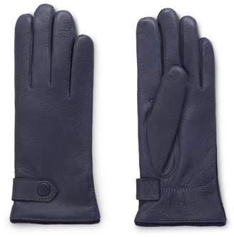 Skagen Nordic Moose Moose Leather Gloves