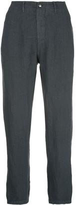 Transit Straight-Leg Linen Trousers
