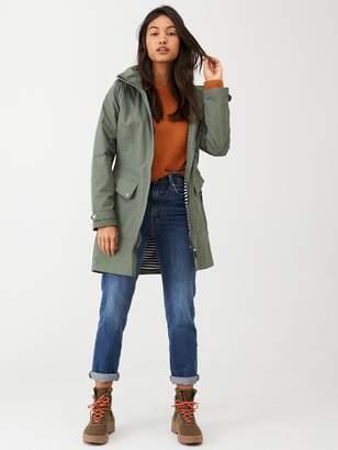 Trespass Rainy Day Waterproof Jacket - Basil Green