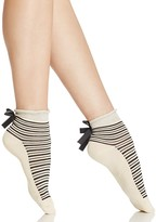 Free People Parisi Stripe Ankle Socks