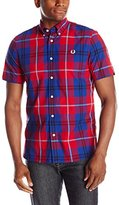 Fred Perry Men's Bold Check Shirt