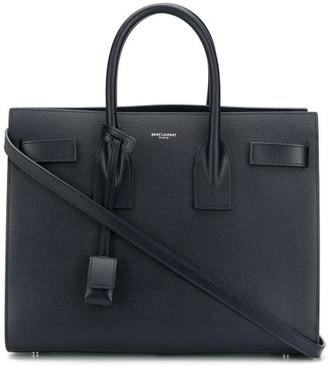 Saint Laurent Sac De Jour Small Leather Bag