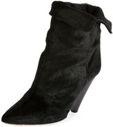 Isabel Marant Luliana Calf Hair Bootie