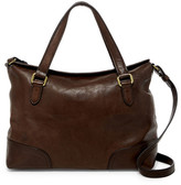 Frye Claude Leather Satchel