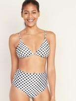 Old Navy Triangle Bikini Top for Women