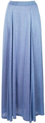 Missoni Lame Full Skirt