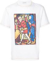 J.W.Anderson printed T-shirt - men - Cotton - XS