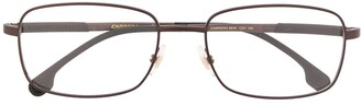 Carrera 8848 Rectangle Frame Glasses