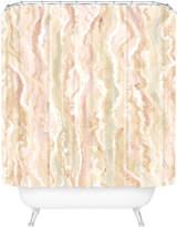 Deny Designs Desert Melt Shower Curtain