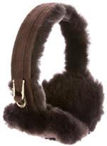 UGG Shearling Buckle Earmuffs w/ Tags