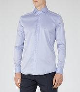 Reiss Angeles Cutaway Collar Shirt