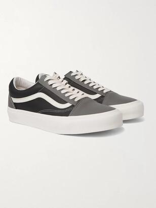 Vans Ua Old Skool Vlt Lx Leather Sneakers