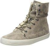HUB Women's Vermont N30 Low-Top Sneakers Grey Size: 6.5