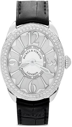 Backes & Strauss Regent Steel 3643 SP 43mm