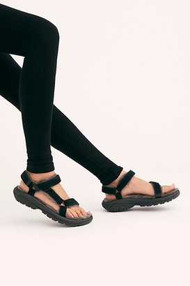 Teva Hurricane Shearling Sandals
