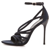 Brian Atwood Lesina Sugar Paint Sandals