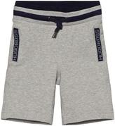 BOSS Grey Branded Sweatshorts