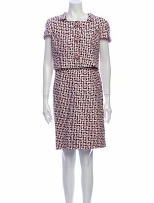 Oscar de la Renta 2012 Mini Dress