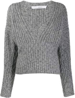 IRO knitted long sleeve jumper
