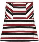 Dorothy Perkins Chevron A-line skirt